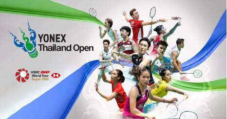 2021YONEX泰国公开赛成功举办 第一天是精彩聚焦