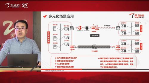 """铸造工业互联网边界安全长城,""""新一代""""《天融信工控防火墙系统》重磅发布"""