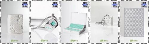 """买得到的""""艺术品"""" FOURTRY x 当代艺术家Daniel Arsham「被侵蚀的麻将」限时发售"""