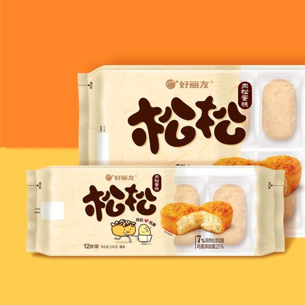 郝携松松饼进军千亿烘焙早餐市场