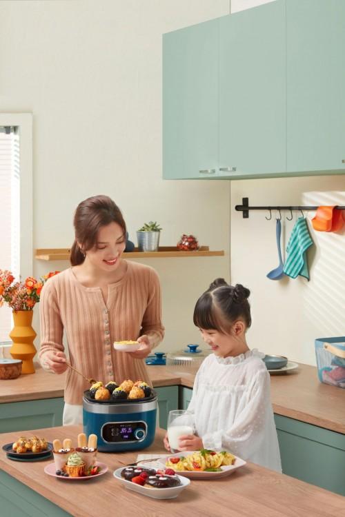 东菱小食锅成妈妈下厨黑科技,百变厨艺不再难