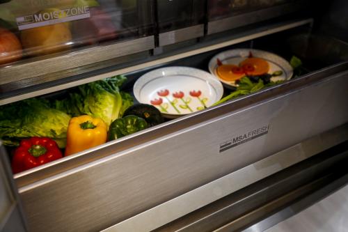 时间是匀速的!卡萨帝冰箱:能延长保鲜时间的长度