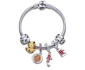 与Pandora潘多拉珠宝一起探索新春佳意 向美好出发