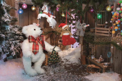 Steiff史戴芙秋冬限量款温暖亮相 展现多彩的童年光景