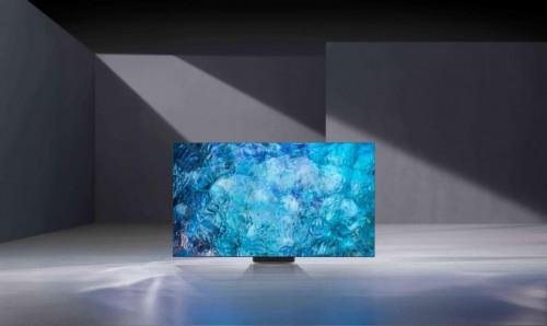 三星110英寸Micro LED电视等新品亮相CES 未来将扩大电视环保包装