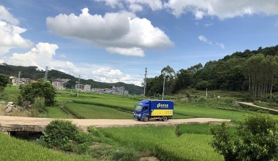 水路登岛 送货上门 德邦快递为岛屿客户全力以赴