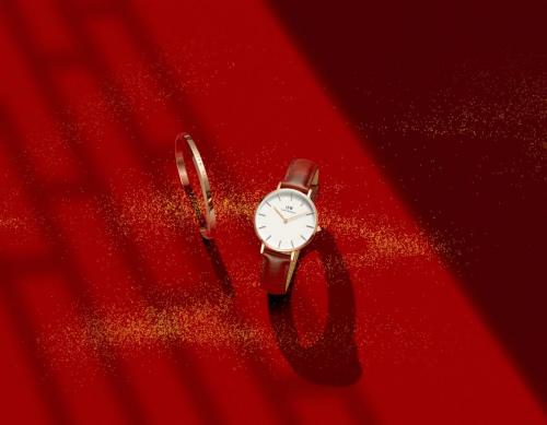 Headline: DANIEL WELLINGTON推出春节限制手表和配件