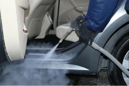 菁喜蒸汽上门洗车 ——传统洗车行业的颠覆者