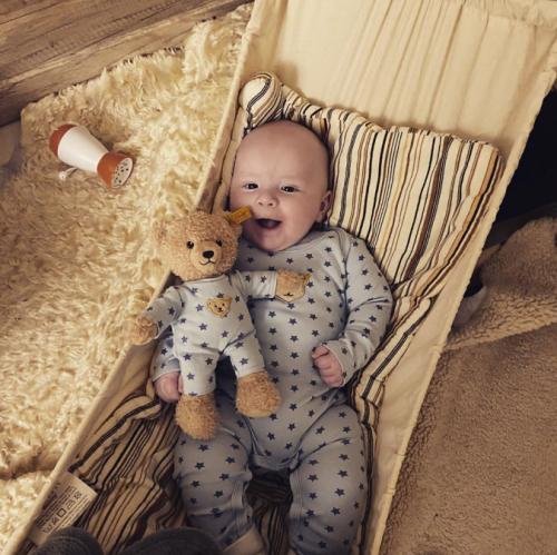 Steiff史戴芙坚持卓越品质 与宝宝的成长时刻相伴