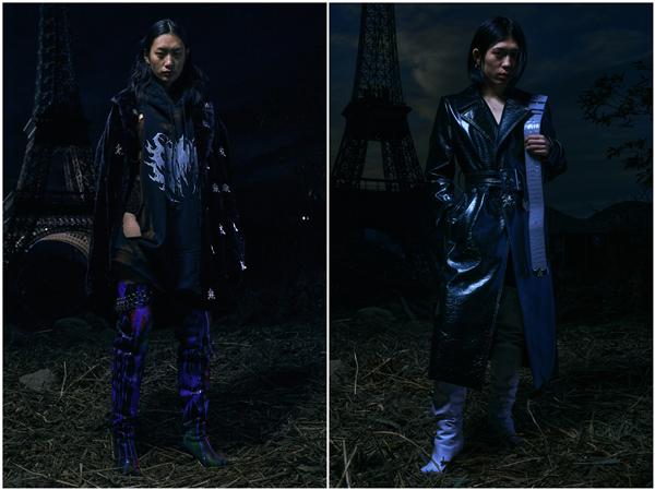 2021秋冬巴黎时装周 G-SHOCK·SANKUANZ共创未来感世界