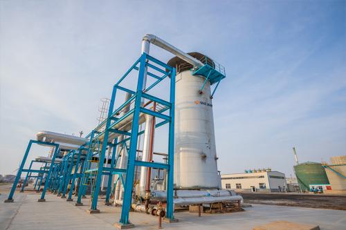 中正锅炉为山东地区煤改气提供有力支撑 进一步优化能源消费结构