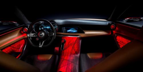 阿尔法·罗密欧Tonale荣膺2021年最受消费者期待新车