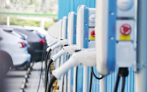 蒲公英4G工业路由器打造电动汽车充电桩联网解决方案