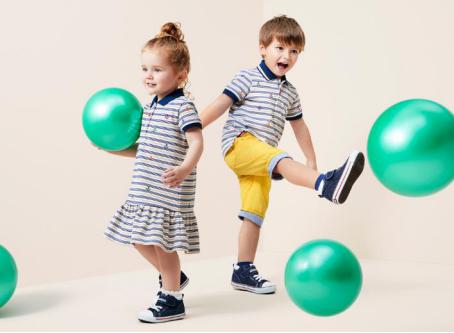 MIKI HOUSE 2021春夏童装大赏,年后让孩子开启时髦新学期