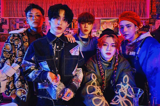 韩男团A.C.E宣布回归歌坛 合作2大世界级音乐人