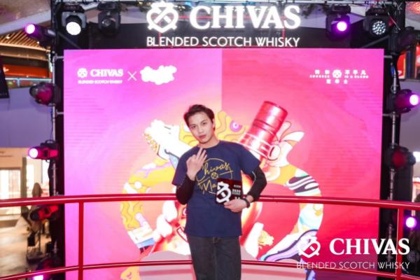 碰出新潮——第七届芝华士鸡尾酒大师赛中国区冠军诞生