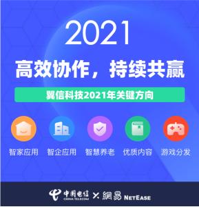 翼信科技:跨越2020,迎接2021