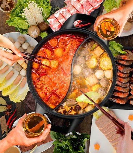 吃火锅就来国美APP 给你超低价新鲜食材