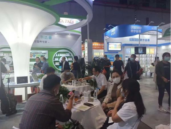 青岛宏宝生物科技2020CBME上海行完美收官
