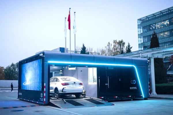 北汽蓝谷聚焦高端车型、换电业务 锻造核心技术实力