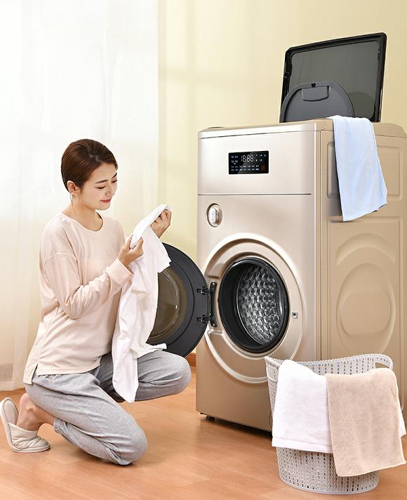 """有效防范""""环境传人"""",TCL P10复式分类洗衣机热力杀毒超给力!"""