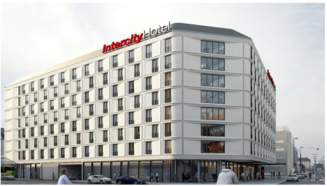 华住旗下IntercityHotel城际品牌即将落户中国 引入德式基因加磅中高端布局