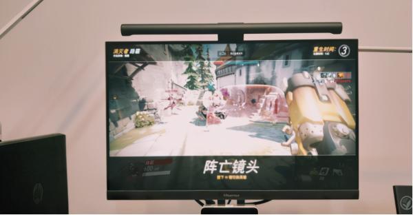 """海信Hard Plus电竞屏成游戏""""神器"""",千万别让显示器拖了后腿!"""