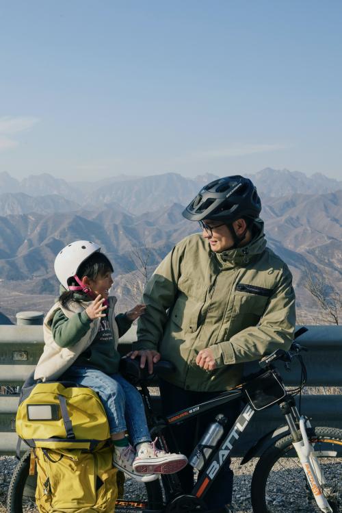 抖音《生活英雄》钭皓倍:东莞到拉萨的4139公里,写满女儿和我的勇气
