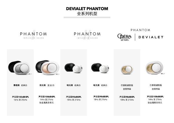 由声至型 迭新换代——DEVIALET帝瓦雷全新升级旗舰系列PHANTOM I集成式音箱全球上市
