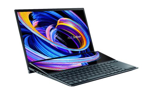改变人机交互逻辑华硕双屏笔记本成为PC新趋势