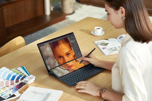 改变人机交互逻辑 华硕双屏笔记本成PC新趋势