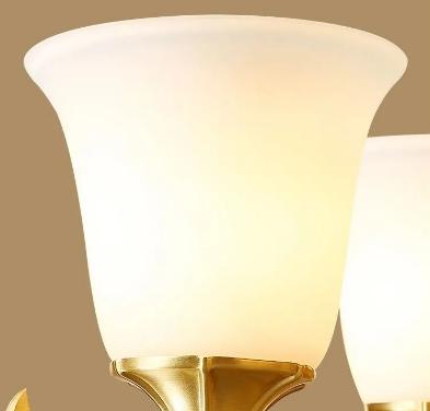 月影灯饰好物推荐,为你打造一个美式风格的客厅