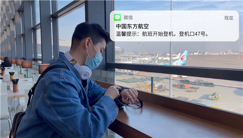 """""""科技+服务+关怀"""",2021年春节东航地服部三重升级""""牛""""转新机"""