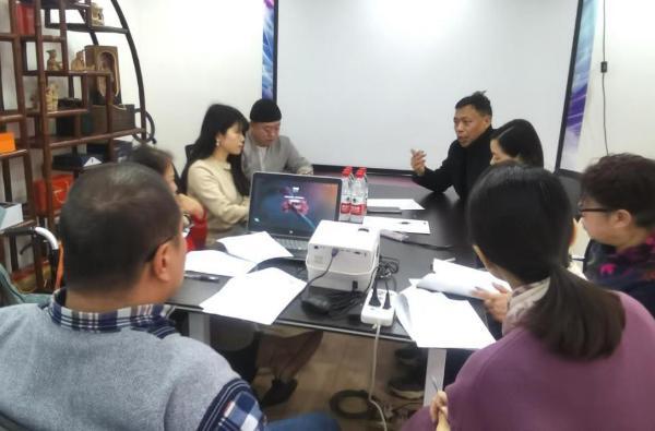 《爱的阳光》在线名人直播文创产品公益大赛北京赛区海选测评圆满完成
