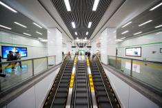 蒂森电梯引领2020年轨道交通市场
