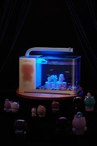 2021的新改变,从潮兀社潮玩智能鱼缸开始