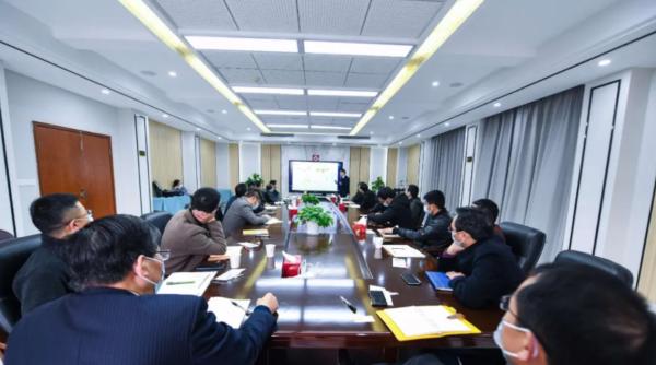 郑方集团新仲达综合项目管理信息系统验收