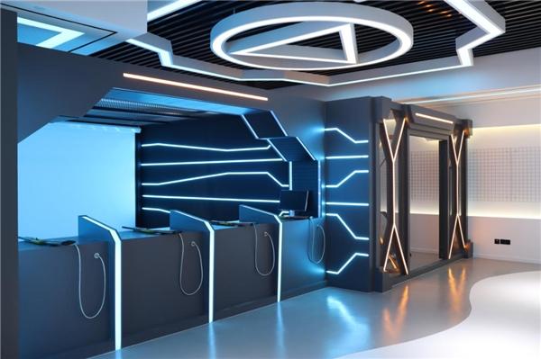 5G电竞虚拟感官,助力酒店娱乐体验新模式