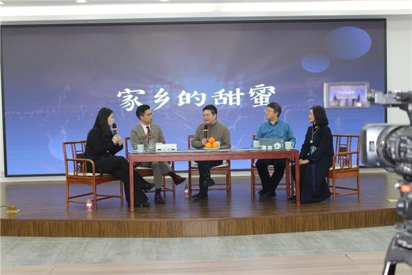米络星集团刘琼为家乡代言,电商直播助力赣南脐橙销售