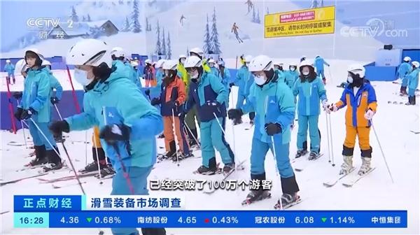"""粤港澳的""""冰雪奇缘""""!广州融创雪世界打造冰雪产业链"""