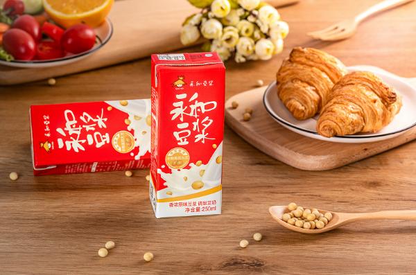 春节期间选择永和豆浆作为礼物 一起度过健康的团圆年