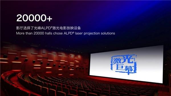 《唐探3》《侍神令》即将上映光峰科技携ALPD高亮版燃爆春节档
