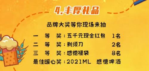4罐换成2吨 一个广州市民意外获得11年啤酒奖!