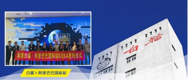 《攻击白猫洗洁精》 以阿里巴巴国际站的实力 让中国国产品牌骄傲!