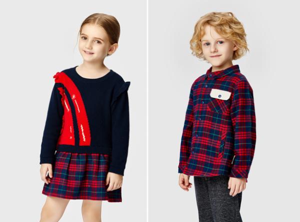 棉花时代的新年童装超重 给你新年祝福