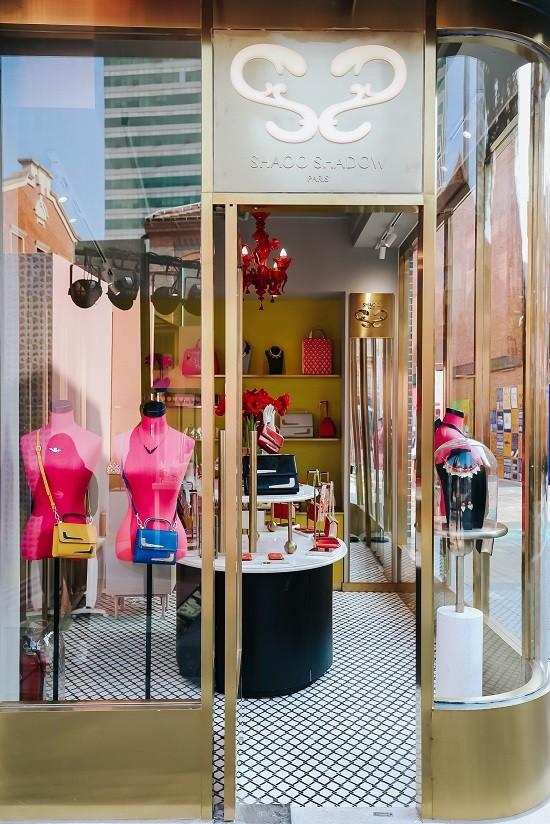 艺术旅行离开巴黎韶奥上海精品店盛大开业
