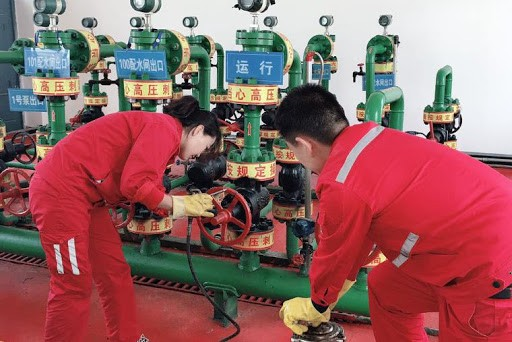蒲公英工业4G路由器打造油井智能监控解决方案
