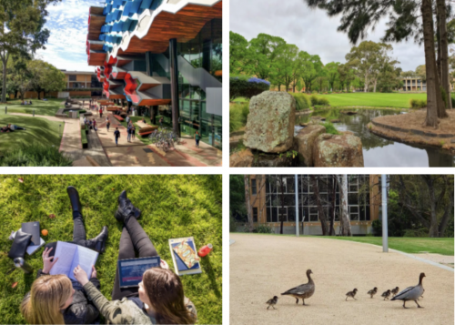 2021新年留学攻略,澳洲乐卓博大学全方位留学优势全知道