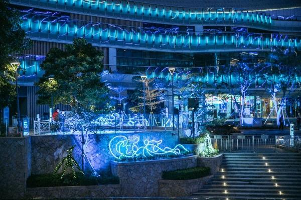 春節旅游好去處!珠海首個行浸式光影互動體驗橫琴開玩