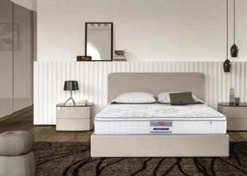 超薄白兰嘉年华假日床垫带来绿色健康的睡眠享受